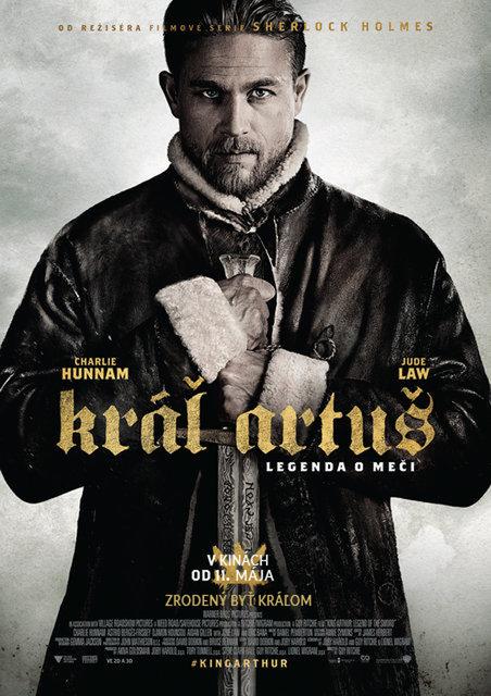 plagát filmu - Kráľ Artuš