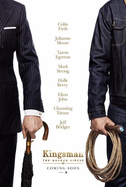 plagát filmu - Kingsman