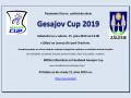 Gesajov Cup 2019