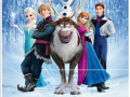 kino Zálesie - Ľadové kráľovstvo